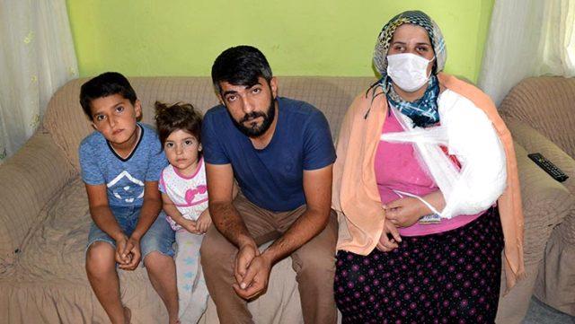 2 çocuğu dolaba kilitleyip anneye 1 saat işkence yapan maskeli soyguncular akraba çıktı