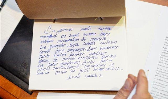 İmamoğlu, Yunan siyasetinin 2 sembol ismiyle bir araya geldi