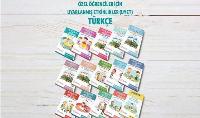 Özel öğrenciler için Türkçe Dersi Uyarlanmış Etkinlikler Seti