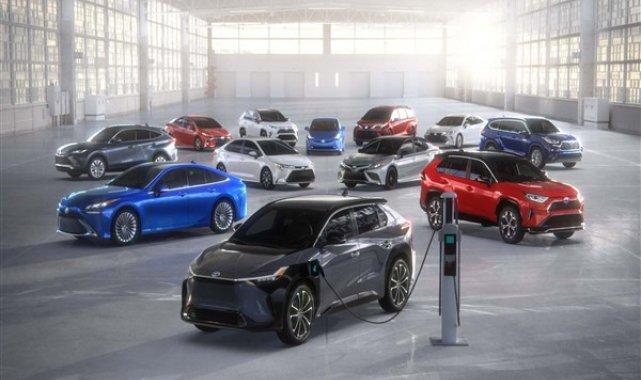 Toyota ABD'de 3.4 milyar dolarlık batarya yatırımı gerçekleştirecek
