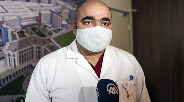 8 bin korona aşının yapıldığı hastanenin başhekimi konuştu: En fazla omuz ağrısı ve tansiyon düşüklüğü ile karşılaşıyoruz