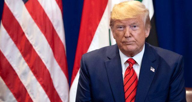 ABD Başkanı Donald Trump'tan, Suriye'ye operasyon ve Erdoğan'a ilişkin açıklama
