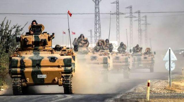 ABD Dışişleri Bakanlığı, Barış Pınarı Herekatı karşıtı metin dağıtmış