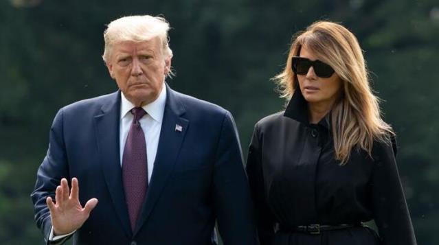 ABD medyasından şoke eden iddia! Trump çifti Beyaz Saray'da ayrı yataklarda uyuyormuş
