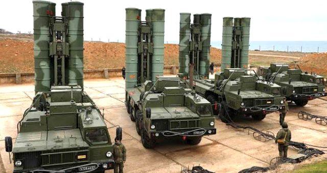 ABD: Türkiye'nin S-400'leri konuşlandırmamasını umuyoruz