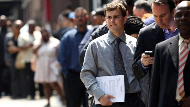 ABD'de son 10 haftada Türkiye'nin toplam nüfusunun yarısı kadar insan işsiz kaldı