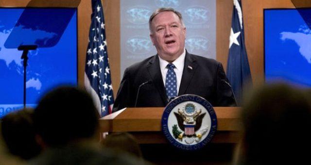 ABD'den İran'a destek veren Türkiye'nin de yer aldığı 13 ülkeye yaptırım kararı