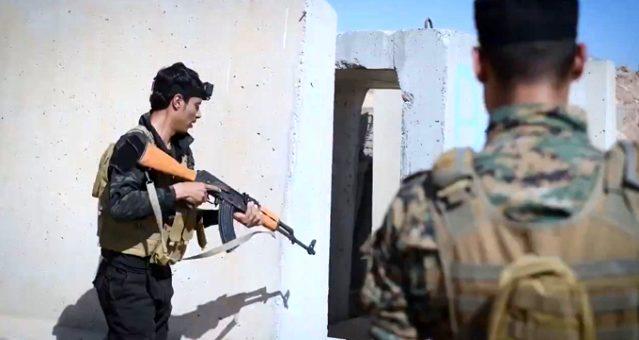 ABD'den skandal paylaşım: Teröristlerin eğitim videosunu yayınladılar