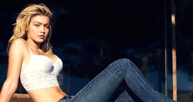 ABD'li model Gigi Hadid, yatakta verdiği üstsüz pozuyla gündem oldu