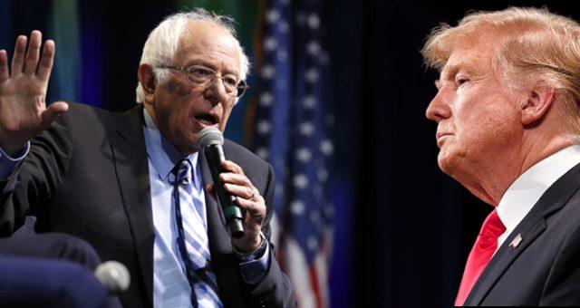 ABD'nin Yahudi yerleşim birimlerini yasa dışı görmeme kararı ABD'yi karıştırdı! Bernie Sanders'tan Trump'a tepki