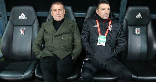 Abdullah Avcı liderliğinde Beşiktaş, son 8 maçta 7 mağlubiyet aldı