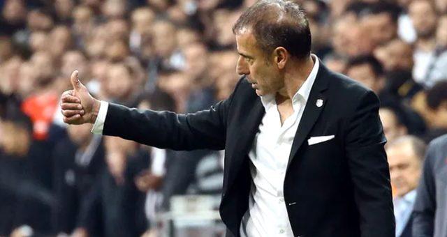 Abdullah Avcı, takımının başında sahaya çıktı!