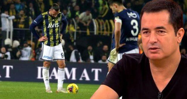 Acun'un Fenerbahçeli Jailson'dan ricası: Fenerbahçe'yi seviyorsa bir an önce gitsin