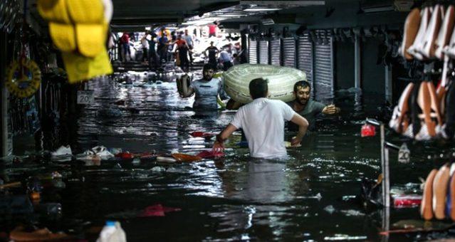 AFAD'dan çok sayıda şehir için sel uyarısı! Aralarında İstanbul da var