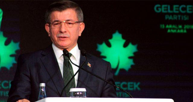 Ahmet Davutoğlu: Ben Başbakan olarak kalsaydım 15 Temmuz'u planlayanları tasfiye edecektim
