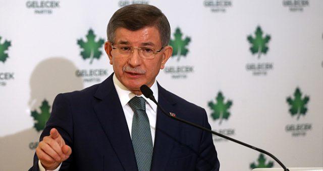 Ahmet Davutoğlu'ndan hükümete Libya desteği: Yapılan anlaşma doğrudur