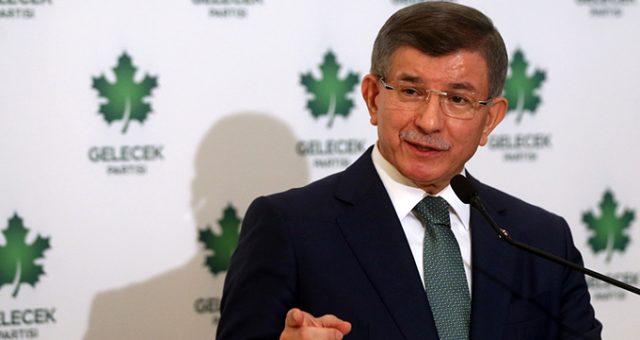 Ahmet Davutoğlu'nun yeni partisi Gelecek Partisi'nde üç il başkanı belli oldu