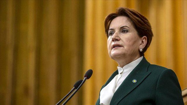 'AK Parti ile ittifak yapar mısınız?' sorusuna Akşener cevap verdi: Ön şartımız parlamenter sisteme dönmek