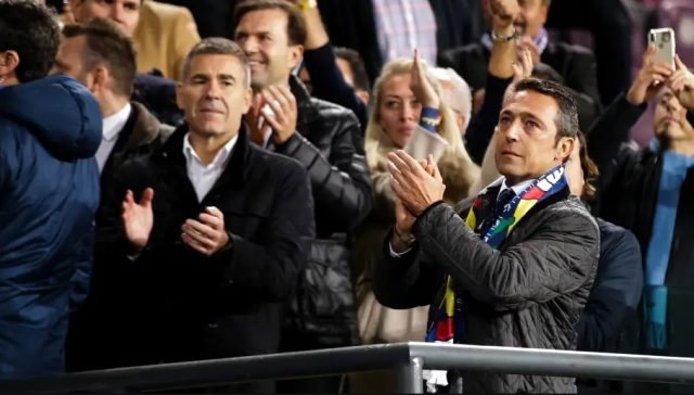 Ali Koç, Ersun Yanal ve futbolcular moral yemeğinde bir araya geldi