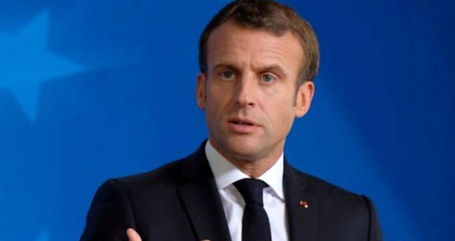 Almanya'dan Macron'a yanıt: NATO'ya uzun yıllar ihtiyacımız var