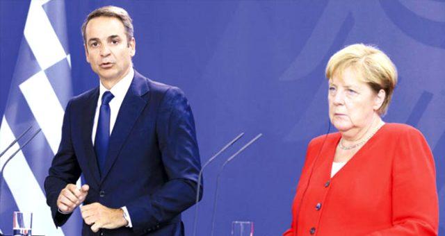 Almanya'dan Yunanistan açıklaması: Libya konferansına katılması hiç söz konusu olmadı