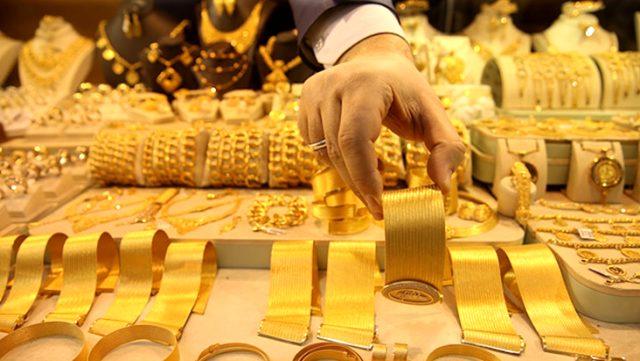 Altın piyasası bir iniyor bir çıkıyor! İki saat içinde 22 liralık değişim
