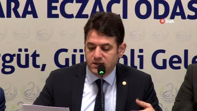 Ankara Eczacı Odası Başkanı Ercanlı'dan 'yerli ilaç' değerlendirmesi