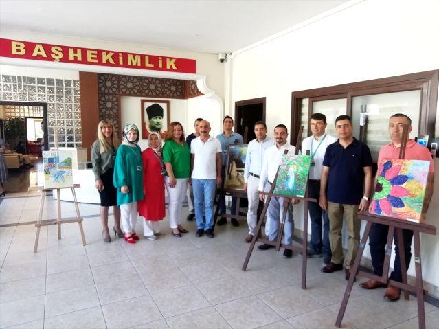 Antalya'da Dünya Ruh Sağlığı Günü kutlandı