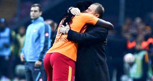 Bafetimbi Gomis, devre arasında Galatasaray'a dönüyor!