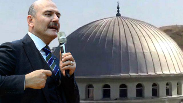 Bakan Soylu: Minareden müzik çalanı bulup cami dibinde ezan dinleteceğiz