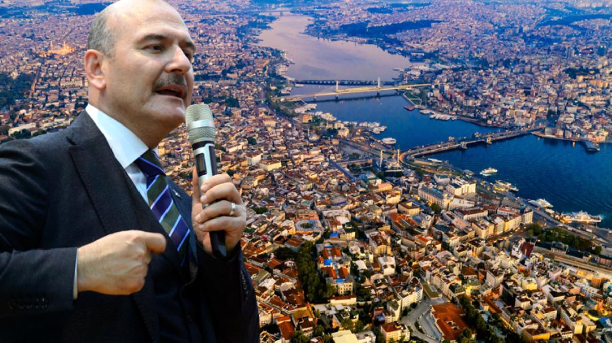 Bakan Soylu'dan olası İstanbul depremiyle ilgili hayati uyarı: Aksi felakettir, hiç lafı eğip bükmeye gerek yok