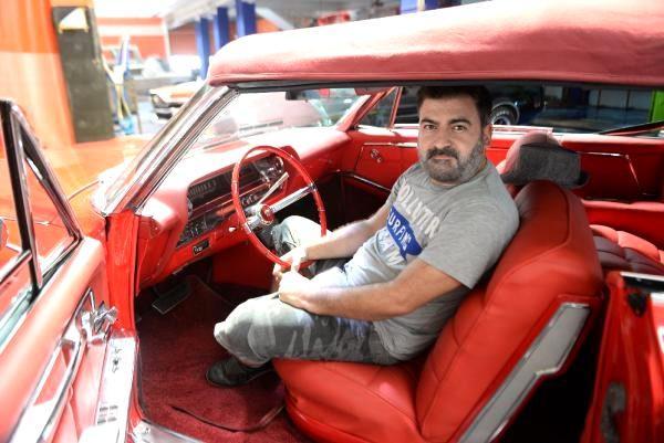 Bankacılığı bırakıp klasik otomobil tamirine başladı! Restore ettiği araçların değeri 1 milyona ulaşıyor