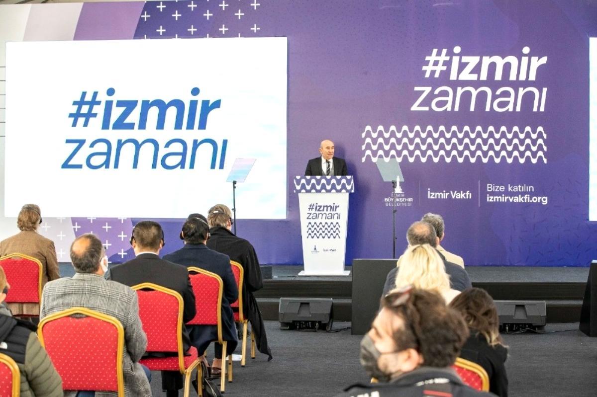"""Başkan Soyer: """"Dirençli şehirleri birlikte tasarlayalım"""""""