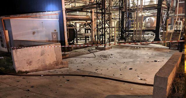 Batman'daki TÜPRAŞ rafinerisinde patlama meydana geldi