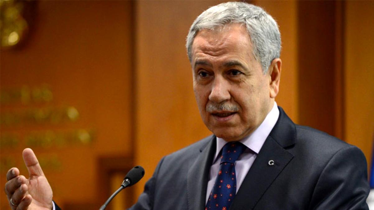 """Bülent Arınç'ın istifasına AK Parti ve MHP'den ilk tepki: En büyük hizmetin """"istifa"""" haline gelmesi çok büyük acı"""