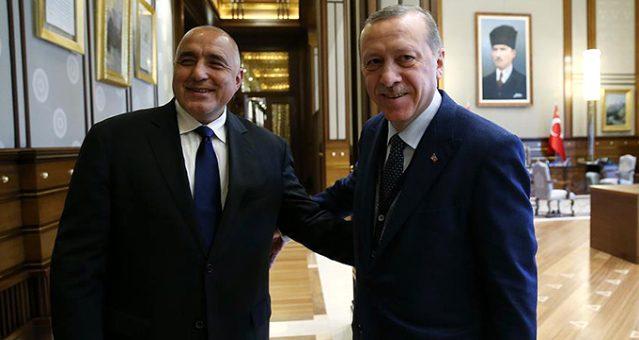 Bulgaristan Başbakanı Borisov, Türkiye'ye destek verdi