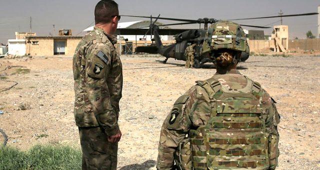 Çekilme gerginliği büyüyor! Iraklı vekillerden ABD'li askerlerle ilgili yeni adım