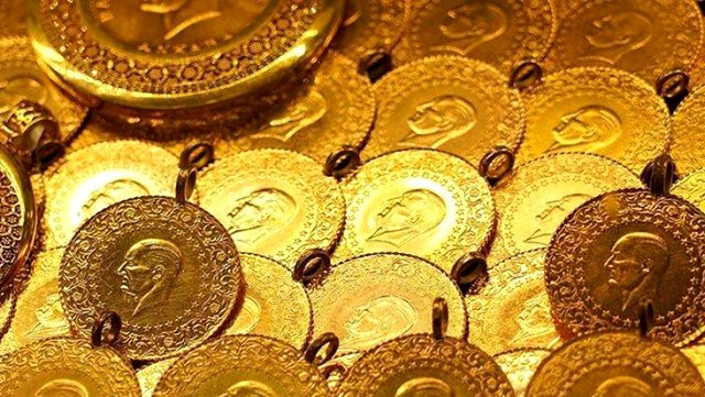 Çeyrek altın 807, gram altın ise 478 liradan işlem görüyor
