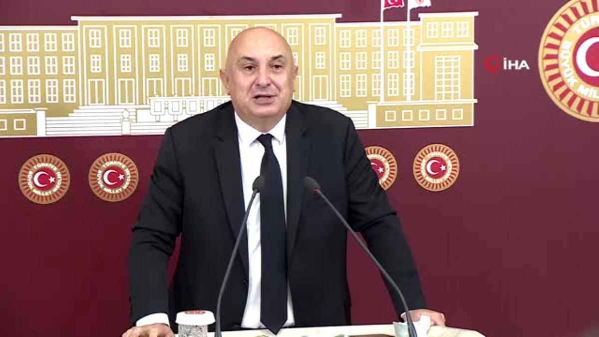 """CHP Grup Başkanvekili Engin Özkoç: """"Ne zamandan beri uluslararası sularda özgürlüğünü yüz yıl önce ilan eden Türkiye Cumhuriyeti gemileri..."""