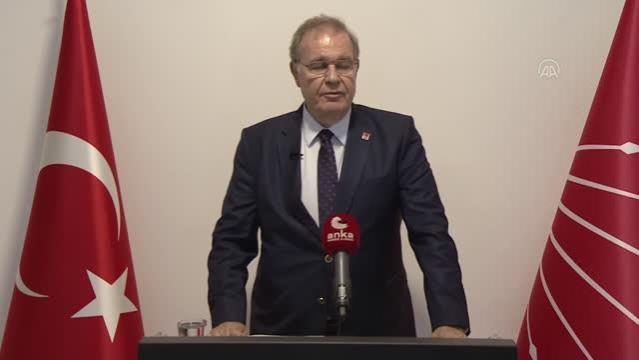 CHP Sözcüsü Öztrak, gündemi değerlendirdi