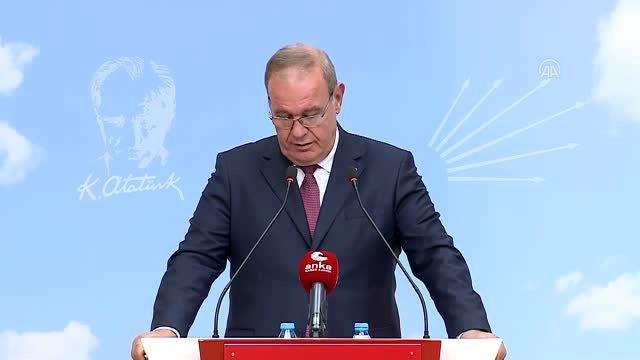 CHP Sözcüsü Öztrak, MYK toplantısına ilişkin açıklama yaptı (2)