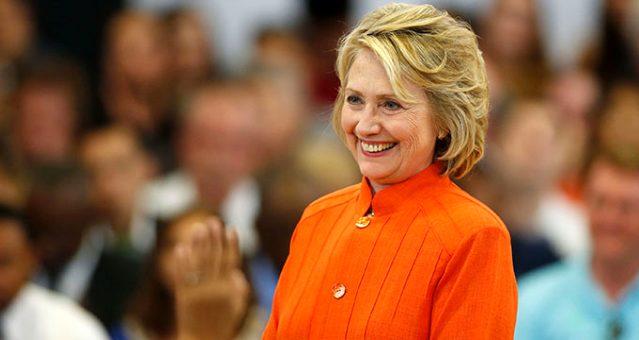 Clinton, Kennedy'nin hayali mektubunu paylaşarak Trump'a göndermede bulundu: Kafamı bozma, seni ararım