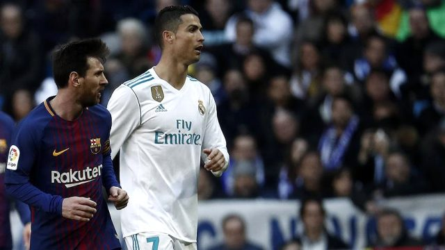 Cristiano Ronaldo'lu Juventus, Barcelona'dan ayrılacak Lionel Messi'nin babasıyla temas kurdu