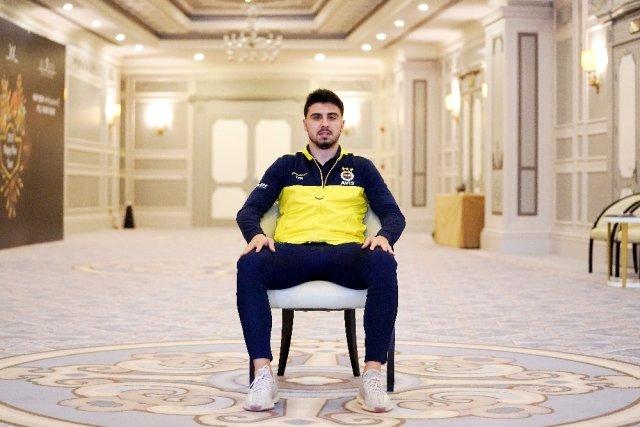Crystal Palace, sezon sonunda Ozan Tufan'ı transfer etmek istiyor