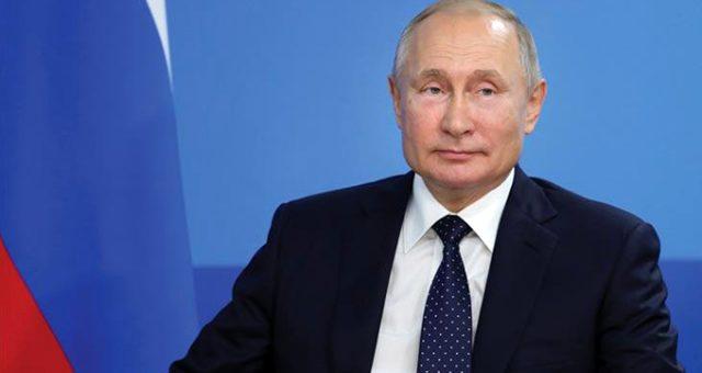 Cumhurbaşkanı Erdoğan, ABD ziyareti öncesi Rus lider Putin ile telefon görüşmesi gerçekleştirecek