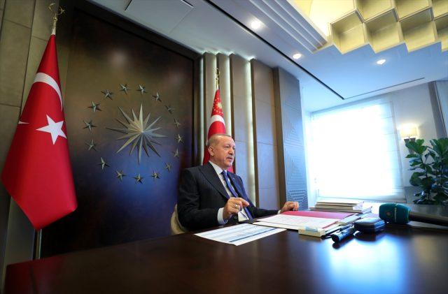 Cumhurbaşkanı Erdoğan, AK Parti İstanbul İl Teşkilatı'na seslendi: Yeni bir gönül seferberliği başlatıyoruz