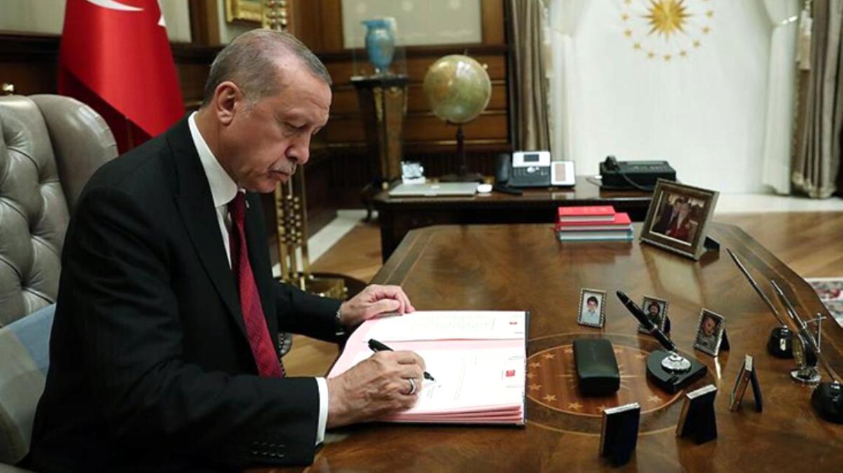 Cumhurbaşkanı Erdoğan imzaladı! Kısa çalışma ödeneğinde yeni başvurular bugün başladı
