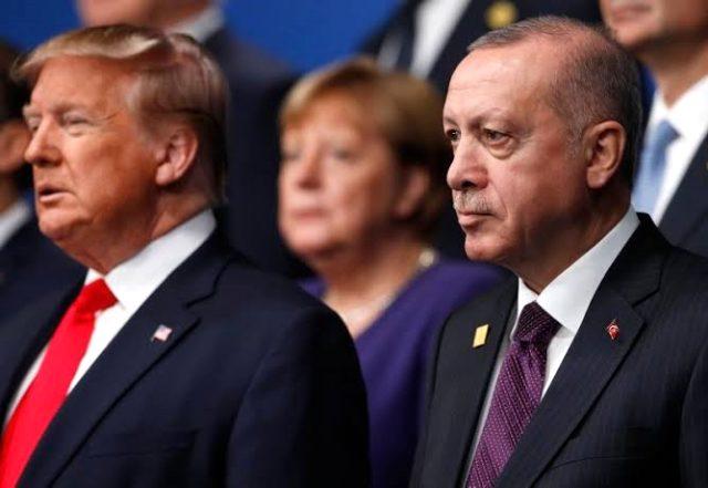 Cumhurbaşkanı Erdoğan: İstihbarata göre Syriza, PKK ve FETÖ'nün sığınma yeri