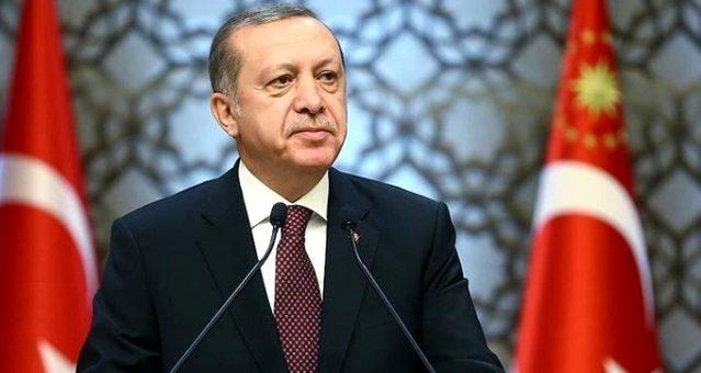 Cumhurbaşkanı Erdoğan, Metin Oktay'ı andı