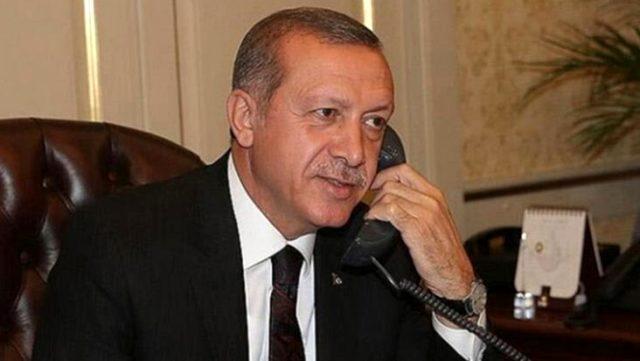 Cumhurbaşkanı Erdoğan, Ramazan Bayramı dolayısıyla 5 ülkenin lideriyle telefonda bayramlaştı